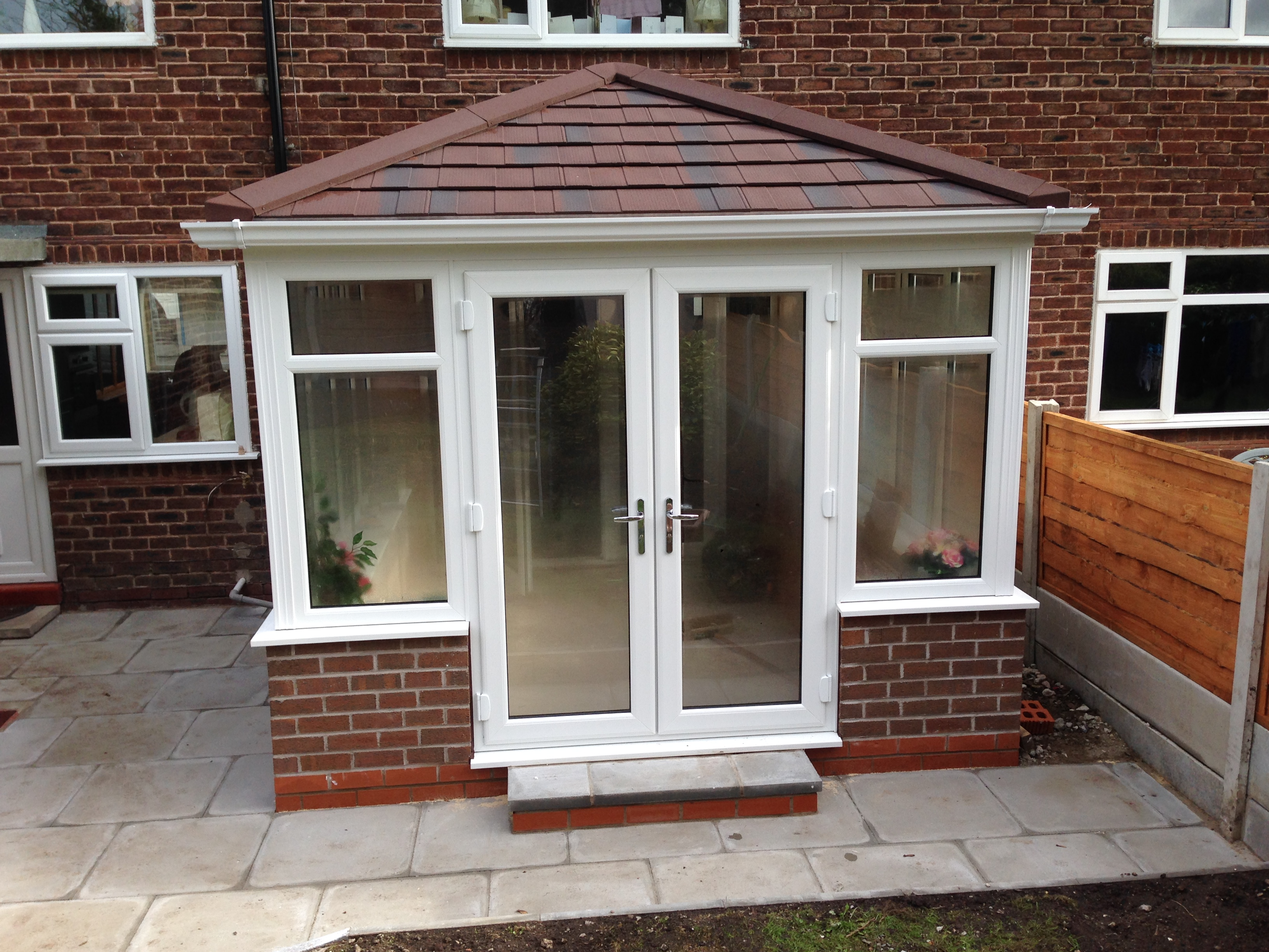 Conservatories in Altrincham