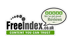 review our glazing services on freeindex